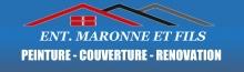 MARONNE ET FILS: Couverture Toiture Rénovation maison Peinture